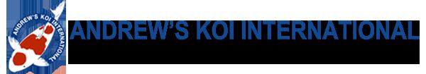 Japanese Koi Importer – Show Quality Koi & Koi Ponds – Andrew's Koi International